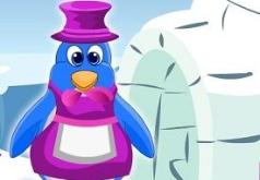 Игры кафе и рестораны пингвинов