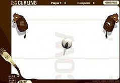 Игры Cow Curling