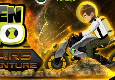 игры бен 10 марс приключения