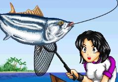 Игры Тунец на рыбалке