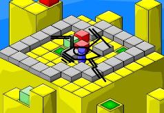 игры сложный изометрический сокобан