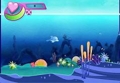 игры дельфин и акула