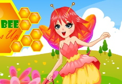 игры занятая пчелка