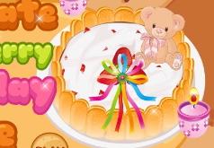 Игра Шоколадно-клубничный пирог