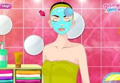 Игры салон красоты барби лица