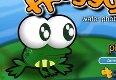игры лягушонок озорник