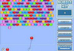 игра пузырный хит