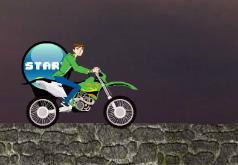 игры бен езда на мотоцикле