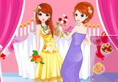 игры очень красивые подружки невесты
