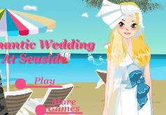 игры романтическая свадьба на побережье