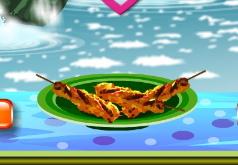игры малазийский куриный рецепт сатай