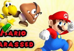 Игра Марио Сбор грибов