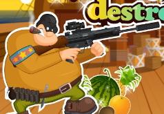 игры разрушитель фруктов