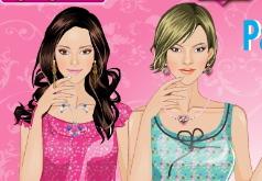игры пижамная вечеринка близняшек