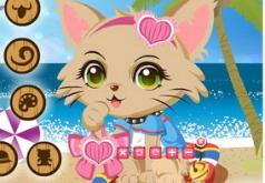 игры макияж кошек