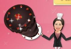 игры кекс и фруктовый салат