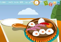 игры готовим сытный завтрак