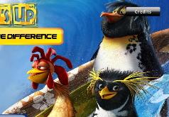 игры пингвины серфингисты