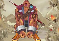 Игры Diego Sitting Giant Dress Up