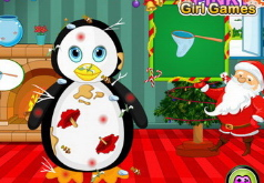Игры Уход за пингвином
