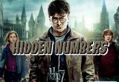 Игры Найди цифры с Гарри