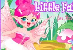 игры маленькая фея для ее даты