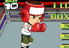 игры бен на боксерском ринге