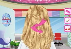 игры для девочек заплетать волосы