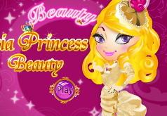 игры красота принцессы люсии