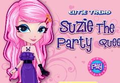 игры королева вечеринки сьюзи