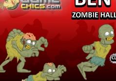 игры бен в поединке с зомби