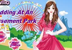 игры свадьба в парке развлечений
