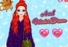 Игры Ариэль зимний сон