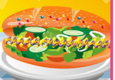 Игры Hot Dog Decoration Games