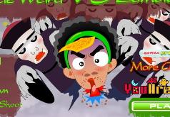 Игры дядя виерд против зомби онлайн