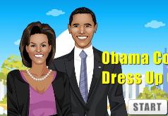 игры одевать президента сша обама