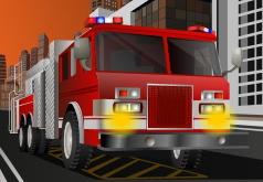 Игра «Водитель пожарной станции»