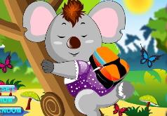 игры семейство милых коал