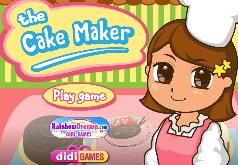 игры пекарь тортов
