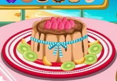 игры пирог шарлотка