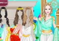 Игры Барби греческая принцесса
