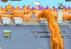 Игра Аэропорт мания 2: Дикое путешествие