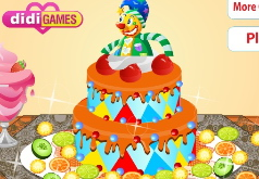 Игры Clown Cake Games