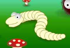 игры грибной червь