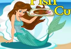игры готовим рыбные котлеты