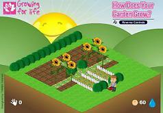 игра собирать растения