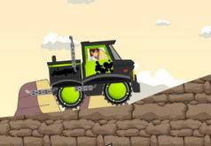 игры бен 10 экстремальный грузовик