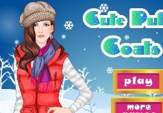игры привлекательные толстые пальто