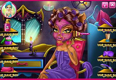 Игры crazy hair Games