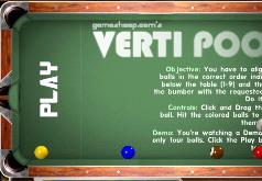 Игры Вертикальный бильярд